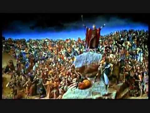 Son Dieu est Dieu-Les Dix Commandements poster