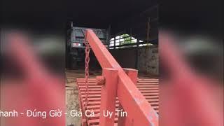 Cơ Khí Thanh Hải bàn giao xe ba bánh máy dầu 1 khối về Bình Thuận