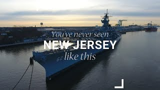 Battleship New Jersey: You've Never Seen New Jersey Like This
