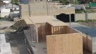 Строим канадский дом(строительство, канадский дом, украина, панели, сип, sip, канадская технология., 2010-02-22T16:48:19.000Z)