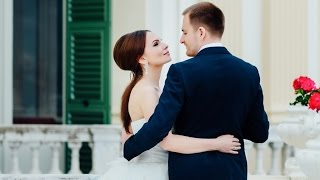 Italy Wedding Film. Andrey Styskin and Olesya Bessonova. Belle Epoque Wedding / Свадьба в Италии