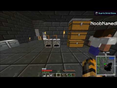Feed The Beast SMP - Episode 1 - WEB