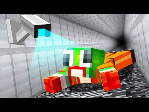 ESCAPING PRISON X DEADLIEST PRISON IN MINECRAFT! thumbnail