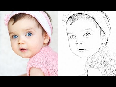 how-to-turn-images-into-pencil-drawings-using-gimp-|-photoshop-alternative-|-#18