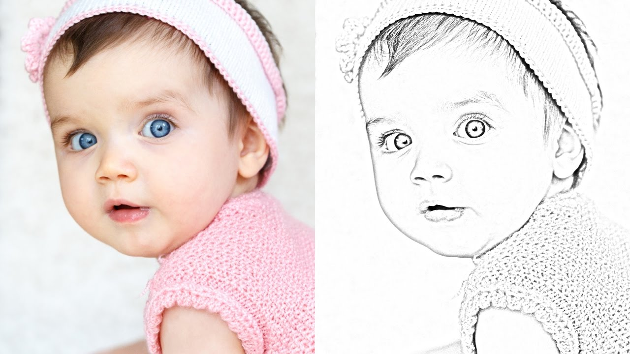 How to turn images into pencil drawings using gimp photoshop alternative 18