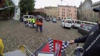 1000 km Vespistica, undicesima edizione, 24-25 maggio 2013. Vespa Club Brescia in FULL HD!