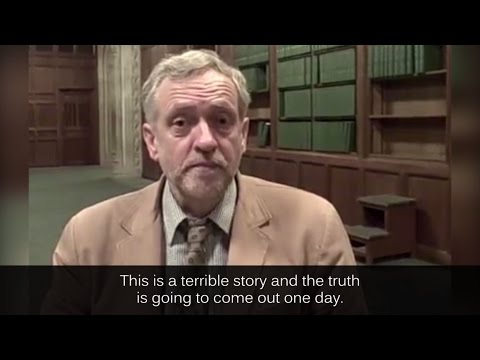 John McDonnell interviewing Jeremy Corbyn on the Iraq Inquiry
