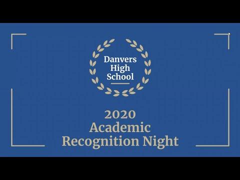 Danvers High School Academic Awards