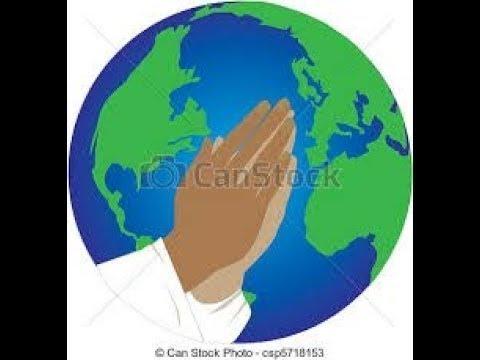 World Unity Hymn - Eric Price (composer); Angelica Tucker (vocalist, lyricist)
