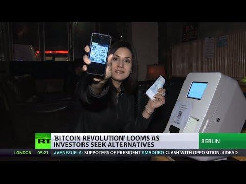 Future Or Fad? Bank-free Bitcoin Booms Despite Bumps
