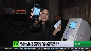 Future or Fad? Bank-free bitcoin booms despite bumps