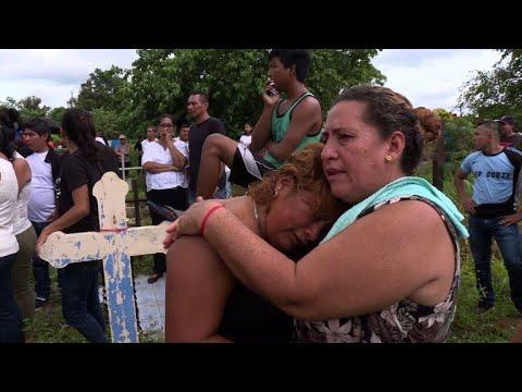 Mortos na Nicarágua chegam a 212