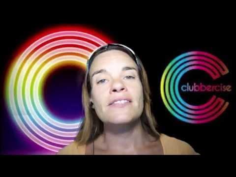 Promo Clubbercise - Dans le noir...