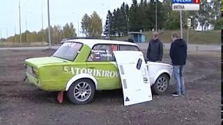 16-летний кировский автогонщик установил рекорд России(ГТРК Вятка)