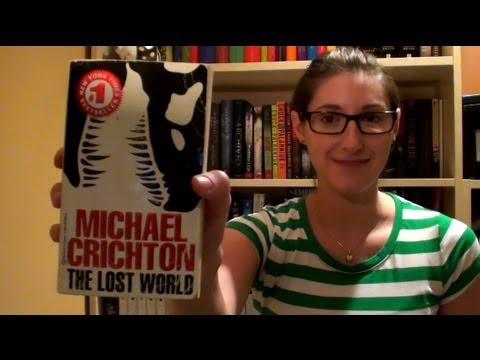 Book Review: THE LOST WORLD