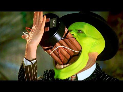 The Mask Film Explained in Hindi/Urdu Story Full Summarized हिन्दी