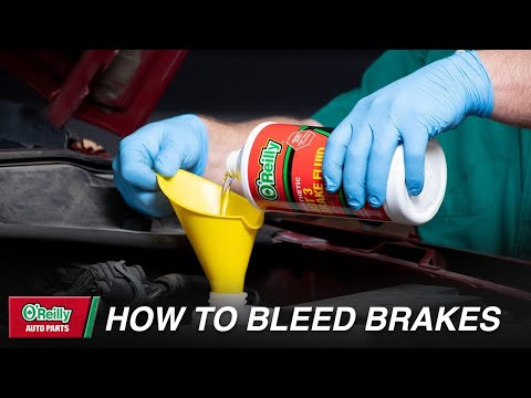 How To: Bleed Your Vehicle's Brakes