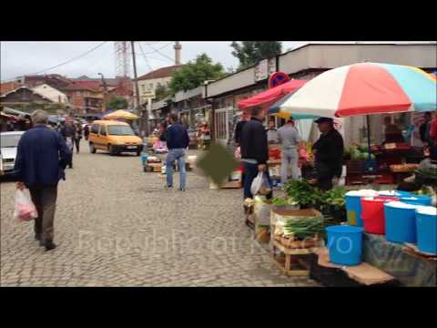 Old Bazaar / Pristina