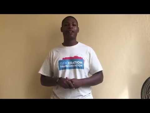 Global Justice Volunteer 1