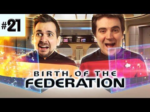 Star Trek: Birth of the Federation 21  Our Netflix Series