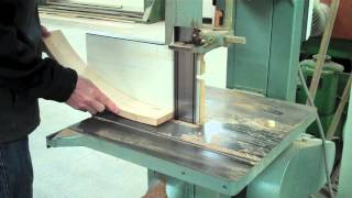 Steam bending a coat hanger.mov
