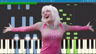 Disney's Zombies - Stand - Piano Tutorial - Meg Donnelly, Trevor Tordjman