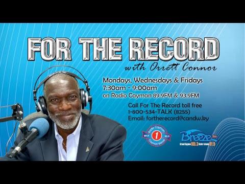 Radio Cayman Live Stream
