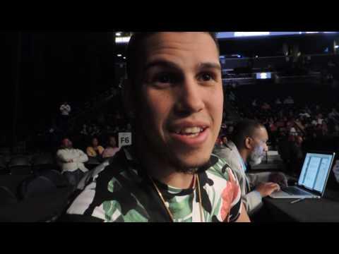 Interview: Boxer Jose Luis Guzman Talks TV's The Contender