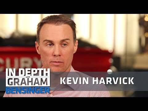 Kevin Harvick on aggression, suspensions, maturation