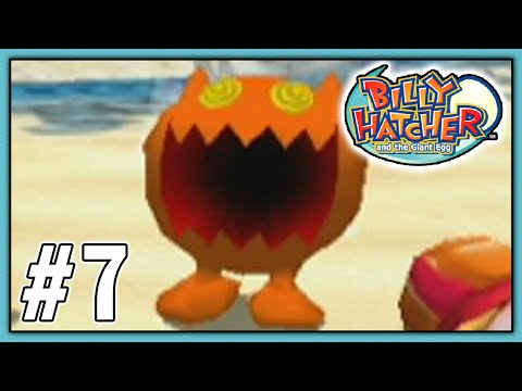 Billy Hatcher and the Giant Egg - Episode 7