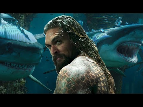 Why Aquaman Went All-In On Crazy Comic Book Visuals