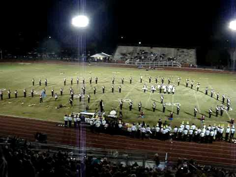 Beebe High School Badger Band