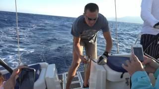 Яхтинг первый опыт