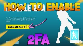 How To Enable 2FA Without Authentication Tutorial 2020 (PC,PS4,Xbox)