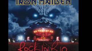 Iron Maiden [Live Rock in Rio] Sanctuary Resimi
