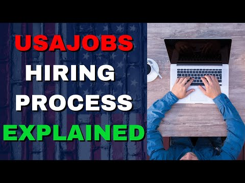 Understanding The USAJOBS Hiring Process