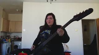 Prime Mover by Ghost (Bass Cover)