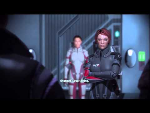 Mass Effect: Part 15 - Speaking with Chorban - Paragon Playthrough |