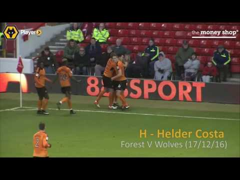 Wolves Goal Of The Month December 2016