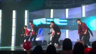 SHINee - Amigo, 샤이니 - 아.미.고, Music Core 20081101