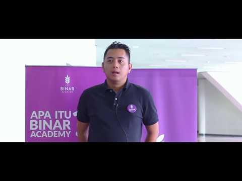 Binar Academy on Indonesia Developer Summit 2017