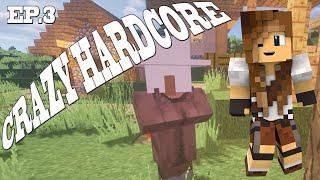 POLOWANIE NA KOTA | Crazy hardcore #3 | Minecraft Hardcore 1.14.4