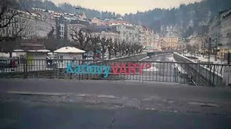 James Bond Casino Royale filming location karlovy vary