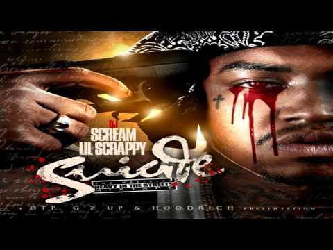 Lil Scrappy - Riding With No L's