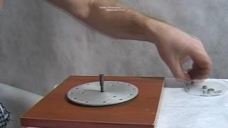 Поворотная подставка для предметной фото- и видеосъемки