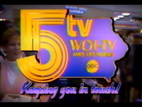 WOI 5TV News 5pm December 17 1987