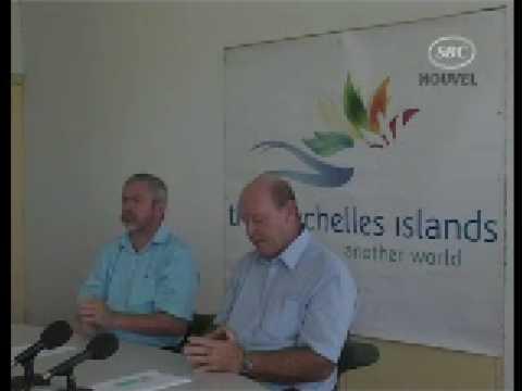 SBC Seychelles: Press Conference Seychelles Tourism Board Part 1 19.01.09