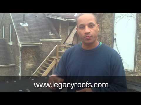 Flat Roof Contractor Sarnia Ontario - Legacy Flat Roofing & Sheet Metal
