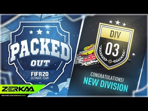 Getting PROMOTED To Division 3! (Packed Out #52) (FIFA 20 Ultimate Team)