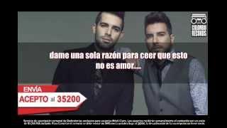 Esto es Amor - Alkilados (Video Karaoke)